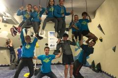 Belgian Boulder Youth Cup - 1 - Petite île